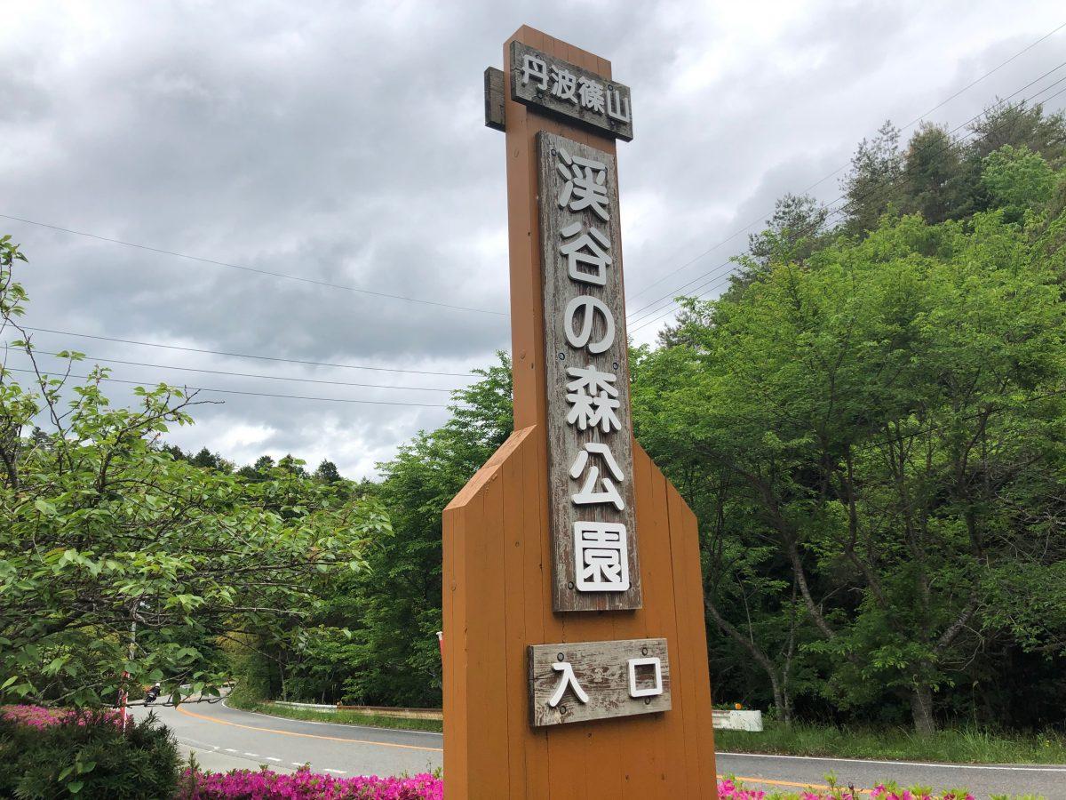 丹波篠山渓谷の森公園 2回目